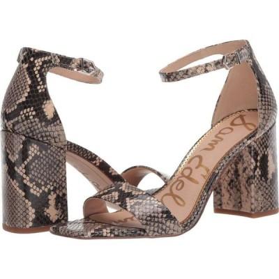 サム エデルマン Sam Edelman レディース サンダル・ミュール シューズ・靴 Daniella Desert Multi Exotic Snake Print Leather