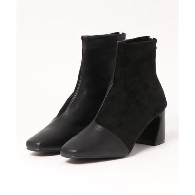 ブーツ Suede like MK boots
