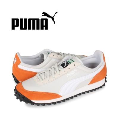 【スニークオンラインショップ】 プーマ PUMA ファスト ライダー スニーカー メンズ FAST RIDER SOURCE グレー 371601-11 メンズ その他 US8.5-26.5 SNEAK ONLINE SHOP
