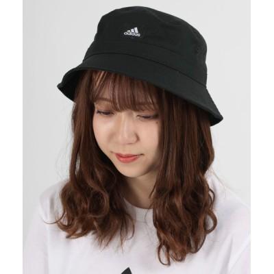 make a ray! / 【adidas/アディダス】ブランドタグロゴ バケットハット/ 帽子 MEN 帽子 > ハット