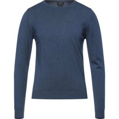マークアップ MARKUP メンズ ニット・セーター トップス Sweater Blue