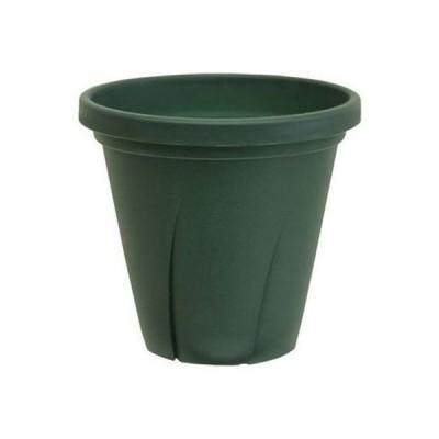 根はり鉢 5号大和プラスチックダークグリーン |園芸用品・ガーデニング 鉢 プランター