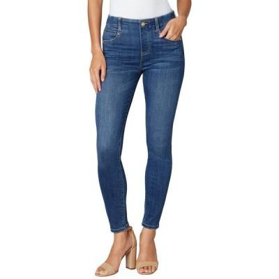 リバプール レディース デニムパンツ ボトムス Gia Glider Ankle Jeans in Charleston