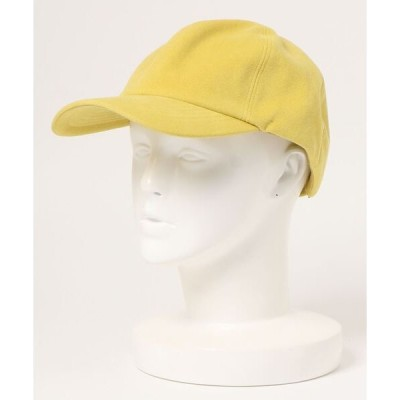 帽子 キャップ 【OVERRIDE】FAUX SUEDE 6P CAP / 【オーバーライド】スエード 6パネル キャップ