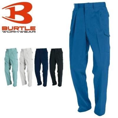 バートル ツータックカーゴパンツ 7072 日本製生地使用 BURTLE【秋冬】ズボン 作業服 作業着 メンズ