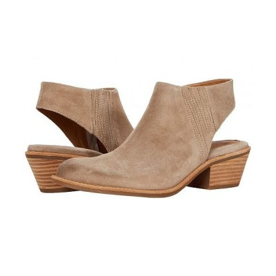 Sofft ソフト レディース 女性用 シューズ 靴 ヒール Arabia - Light Grey Oiled Cow Suede