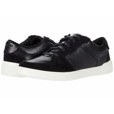 コールハーン レディース スニーカー シューズ GC Modern Tennis Sneaker Black Leather/Suede