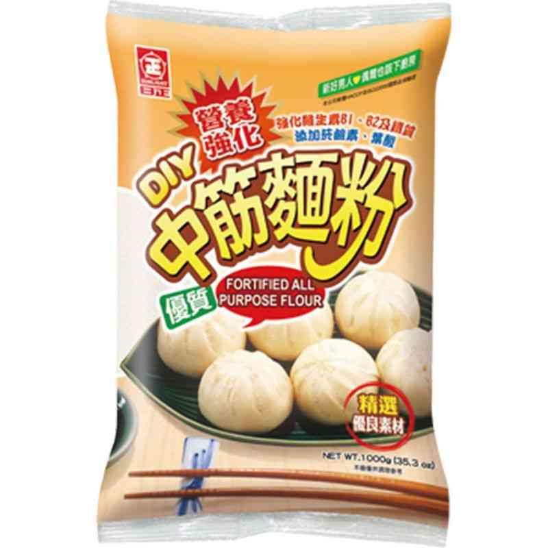 日正中筋麵粉1kg
