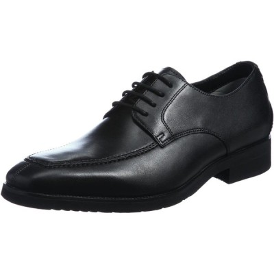 [ワールドマーチ] ビジネスシューズ 革靴 天然皮革 反発弾性 ブラック 29 cm 3E