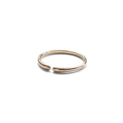 指輪 ゴールドフォークリング