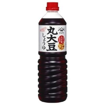 ヤマサ醤油 丸大豆醤油 (1L)