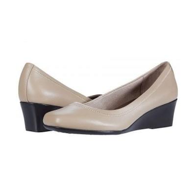 LifeStride ライフストライド レディース 女性用 シューズ 靴 ヒール Groovy - Tender Taupe