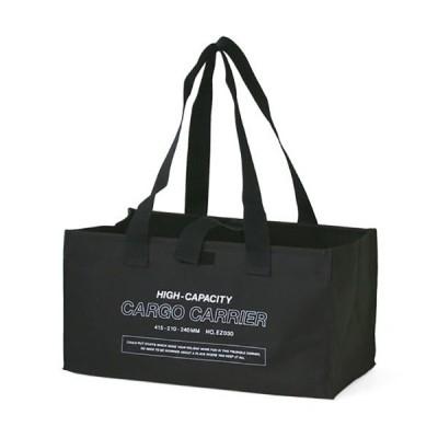 HIGHTIDE ハイタイド カーゴバッグ /ブラック EZ030BK アウトドア 釣り 旅行用品 キャリーバッグ コンテナ コンテナ アウトドアギア