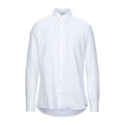 BASTONCINO シャツ ホワイト 41 コットン 100% シャツ