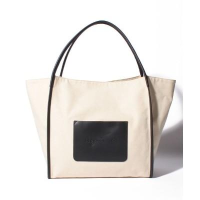 agnes b. / 【WEB限定】QAS20-02 ロゴトートバッグ WOMEN バッグ > トートバッグ