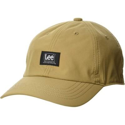 リー ローキャップ LE OD CAP RIPSTOP 105176004 BEIGE 日本 57cm~59cm (日本サイズM-L相当)