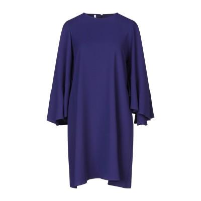 インペリアル IMPERIAL ミニワンピース&ドレス パープル XS ポリエステル 97% / ポリウレタン 3% ミニワンピース&ドレス