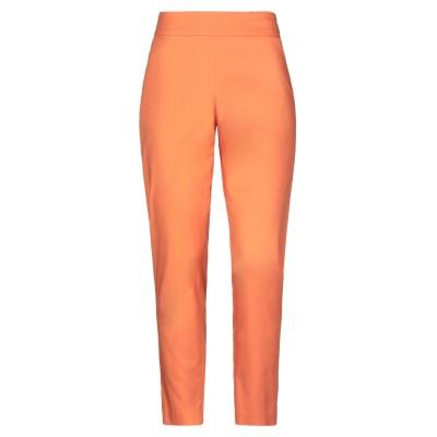 ピアヌラストゥーディ�� PIANURASTUDIO パンツ オレンジ 44 コットン 97% / ポリウレタン 3% パンツ
