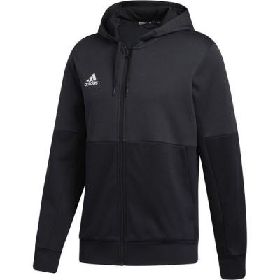 アディダス adidas メンズ ジャケット アウター Team Issue Full Zip Jacket Black/White