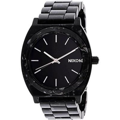 ニクソン 腕時計 レディースウォッチ Nixon Time Teller Acetate A327-2185 Wristwatch for women Design Highlight