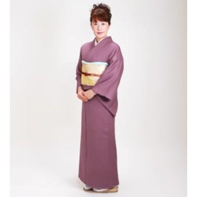 【色無地 レンタル 袷】〔10月~5月向き〕明るい紫色 お茶会 入学式 卒業式【往復送料無料】NT-84