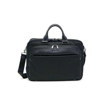【ギャレリア】 サムソナイト ビジネスバッグ Samsonite ブリーフケース Jet biz Briefcase EXP ジェットビズ A4 GL1-001 ユニセックス ブラック F GALLERIA