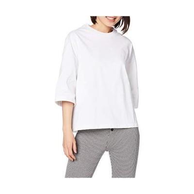 エムエックスピー Tシャツ ミディアムドライジャージ ビッグティー レディース ホワイト S