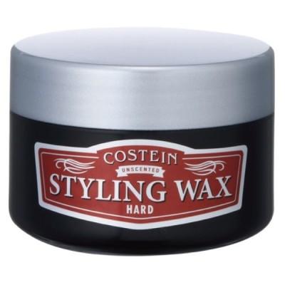 コスティン スタイリングワックス ハード 100g (ヘアスタイリング メンズスタイリング ワックス スタイリング剤)