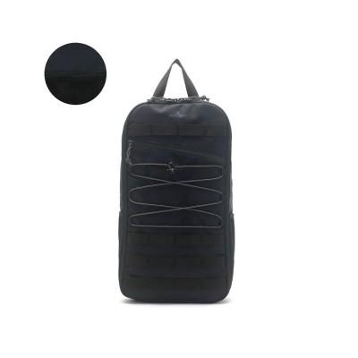 【ギャレリア】 マキャベリック リュック MAKAVELIC バックパック JADE CREEP MINIMAL BACKPACK A4 PC収納 3120-10101 ユニセックス ブラック F GALLERIA