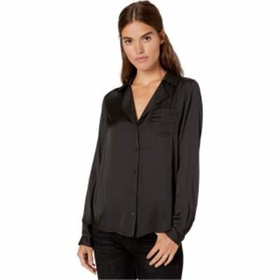 ペイジ Paige レディース ブラウス・シャツ トップス Caprice Shirt Black