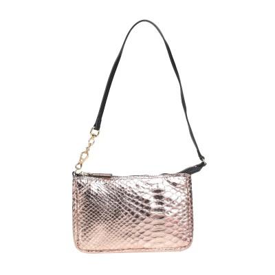 ツインセット シモーナ バルビエリ TWINSET ハンドバッグ カッパー 牛革 ハンドバッグ