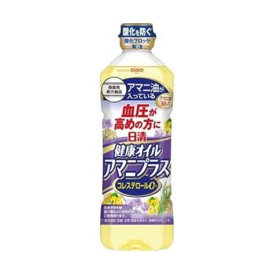 日清健康オイル アマニプラス ( 600g )/ 日清オイリオ