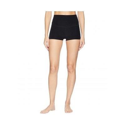 Beyond Yoga ビヨンドヨガ レディース 女性用 ファッション ショートパンツ 短パン Spacedye Circuit High Waisted Shorts - Darkest Night