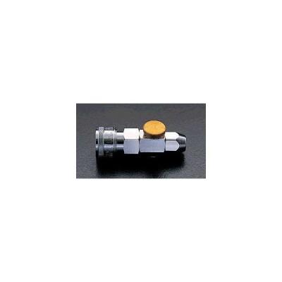 エスコ ESCO 6.5mm カップリング(流量調整付/ウレタンホース用) EA140EH-6.5