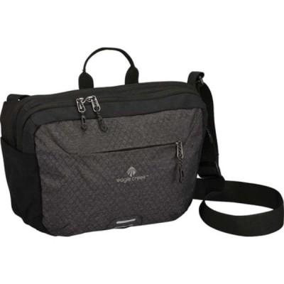 イーグルクリーク ショルダーバッグ バッグ メンズ Wayfinder Crossbody Bag Black/Charcoal