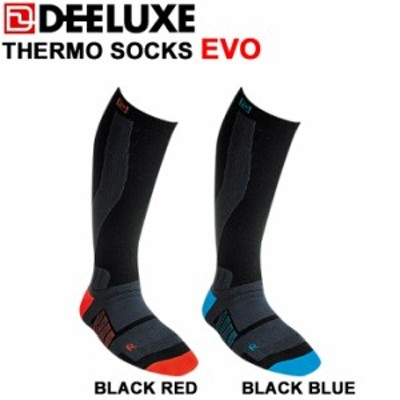 DEELUXE ディーラックス THERMO SOCKS EVO [サーモソックス エボ] スノーボード・ソックス・靴下