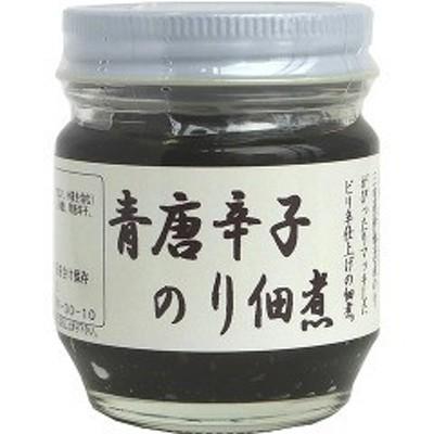 青唐辛子のり佃煮(ビン)(85g)[海苔・佃煮]