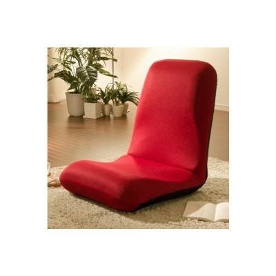 日本製 座椅子 和座椅子L 和楽チェアL コンパクト リクライニング 背筋 イス シンプル かわいい おしゃれ 和室 旅館 リクライニング座椅子 和楽 代引不可