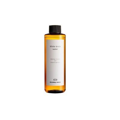 ホワイトバーチウォーター/200ml 100% 植物性 芳香蒸留水 そのまま化粧水として 手作り化粧水に 白樺 透明感 保湿 手作りコスメ