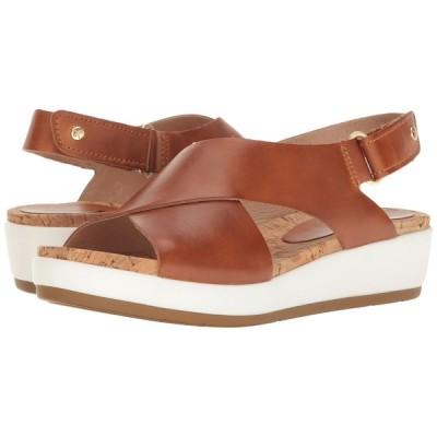 ピコリノス Pikolinos レディース サンダル・ミュール シューズ・靴 Mykonos W1G-0757C2 Brandy