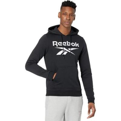 リーボック Reebok メンズ スウェット・トレーナー トップス Training Essentials Sweatshirt Black
