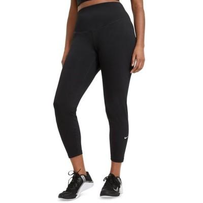 ナイキ レディース カジュアルパンツ ボトムス One Plus Size Women's Mid-Rise Leggings