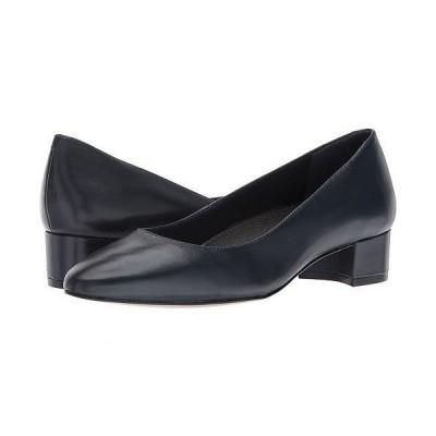 Walking Cradles ウォーキングクレイドル レディース 女性用 シューズ 靴 ヒール Heidi - Navy Leather