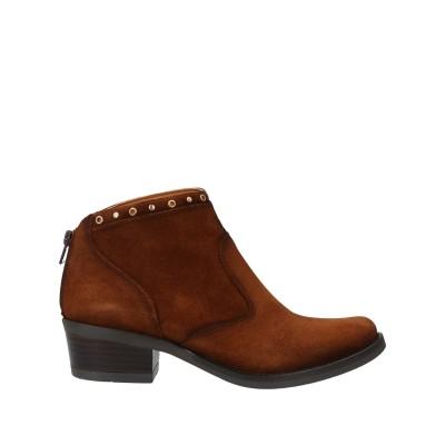 カンナ KANNA 靴 ブラウン 40 革 靴