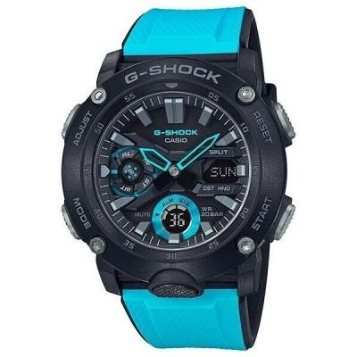 おしゃれ 高品質 腕時計  Casio G Shock Carbon Core Guard Structure Strap GA2000 1A2