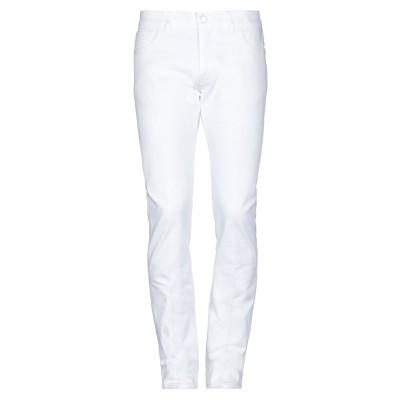 アントレ アミ ENTRE AMIS パンツ ホワイト 35 コットン 98% / ポリウレタン 2% パンツ