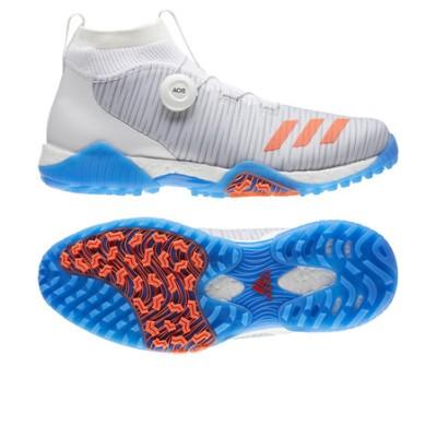 アディダス(adidas)ゴルフシューズ スパイクレス メンズ コードカオス ボアシューズ EE9107W/R