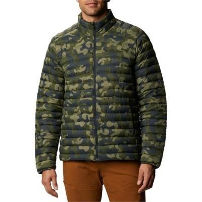 マウンテンハードウェア メンズ ジャケット・ブルゾン アウター Mountain Hardwear Mt Eyak/2 Jacket