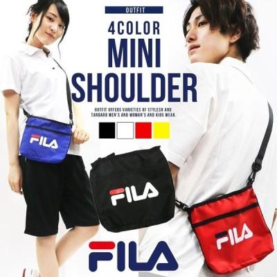 FILA フィラ サコッシュ ショルダーバッグ メンズ ブランド おしゃれ 肩がけ fm2098
