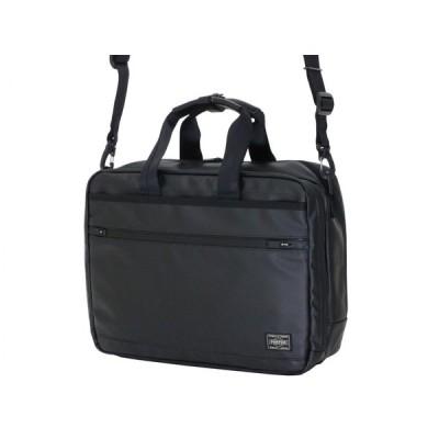 吉田カバン PORTER CLOUD ポーター クラウド A4サイズ対応 2層 13inchPC(パソコン)対応 2WAYブリーフケース(S) 576-07793 メンズ ビジネスバッグ